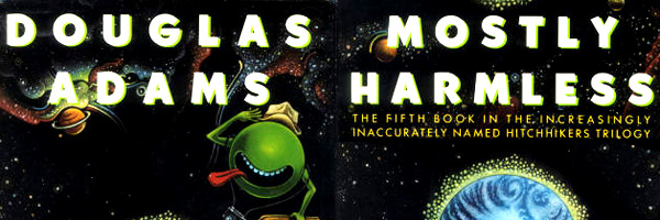 Review: Mostly Harmless