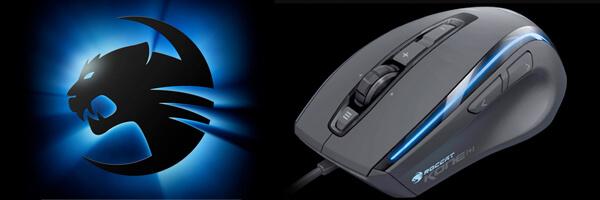 Roccat Kone+ Mouse