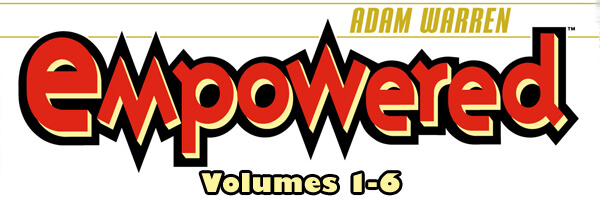 Review: Empowered Volumes 1-6