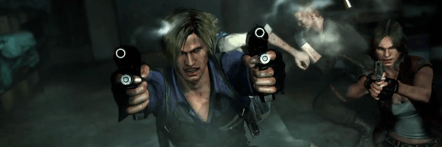 E3 2012 – Resident Evil 6