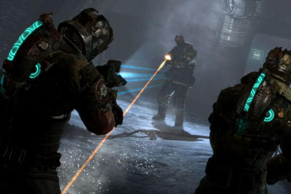 Dead Space 3 First Official Gameplay Video