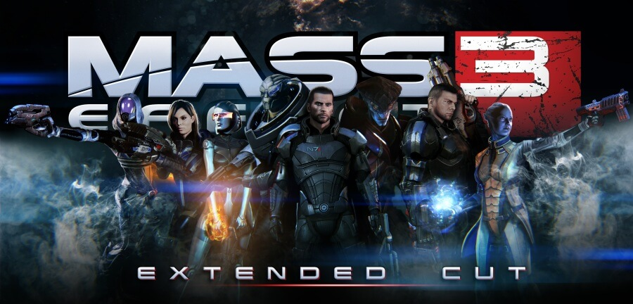 Mass Effect 3 Extended Cut Release Tomorrow