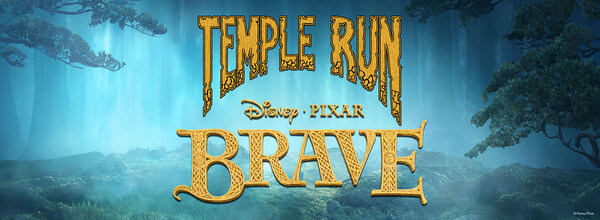 Disney Pixar Announces Temple Run Brave, Showcases First 31 Minutes of Brave