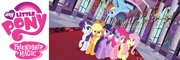 SDCC 2012 – My Little Pony: Friendship is Magic Season 3 Teaser Songs
