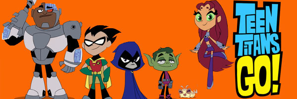 SDCC 2012 – Teen Titans Go!