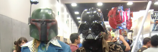 SDCC 2012 – Cosplay Part 1