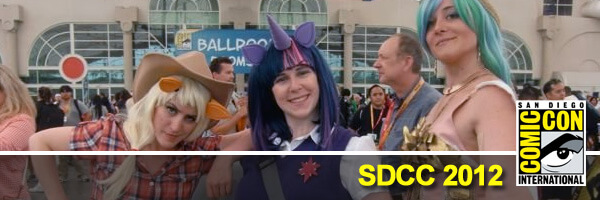 SDCC 2012 – Cosplay Part 2