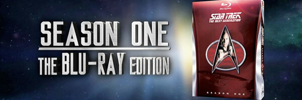 Review – Star Trek The Next Generation Season 1 Blu Ray