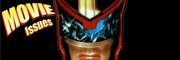 Movie Issues: Judge Dredd