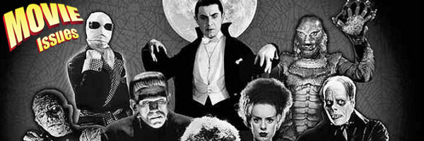 Movie Issues: The Universal Monsters