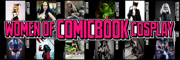 Cosplay Calender by Women of Comicbook Cosplay