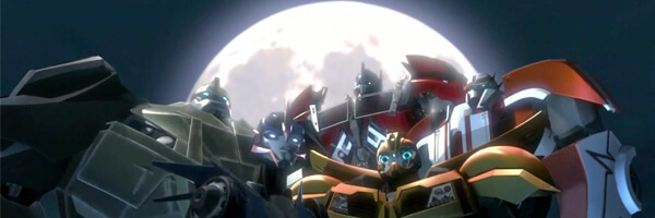 Exclusive Look: Transformers Prime – Season 2
