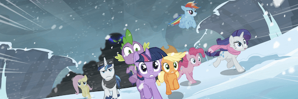 My Little Pony: Friendship is Magic Season 3 Premieres This Saturday