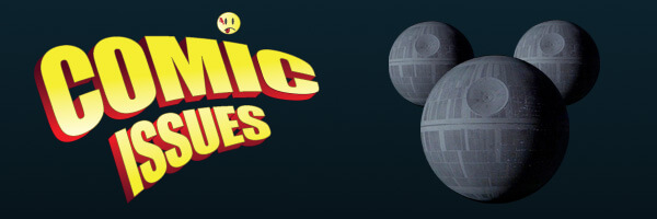 Comic Issues #92 – Darth Mickey