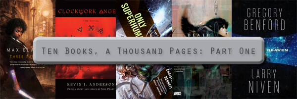 Ten Books, a Thousand Pages: Part One