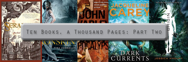 Ten Books, a Thousand Pages: Part Two