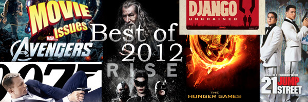 Movie Issues: Best of 2012