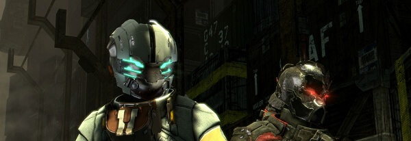 Dead Space 3 keeps horror trappings but actionizes the tone