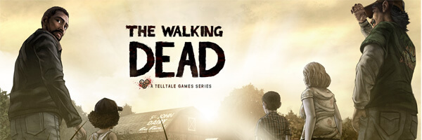 The Walking Dead: Video Game – Xbox 360
