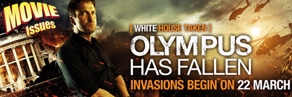 Movie Issues: Olympus Has Fallen