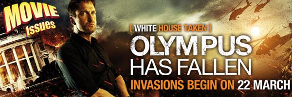Movie Issues: Olympus Has Fallen