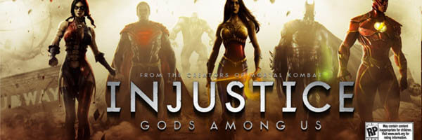 Review: Injustice Gods Among Us (XBox 360)