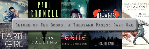 Return of Ten Books, A Thousand Pages: Part One