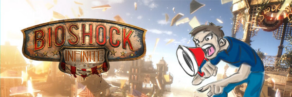 [Editorial] Bioshock: Infinite and Privileged Narratives