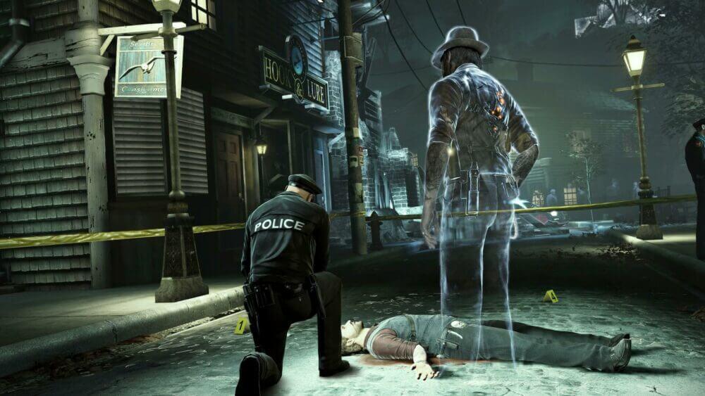 [E3 Impressions] Murdered: Soul Suspect
