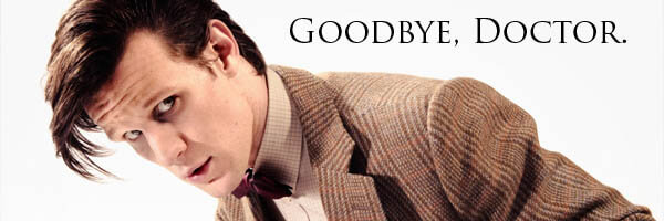 Matt Smith OFFICIALLY leaves Doctor Who