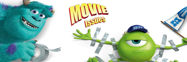 Movie Issues: Monsters University