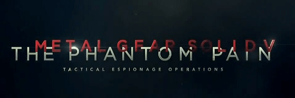 [E3 2013] Konami Releases New Metal Gear Solid V: The Phantom Pain Trailer