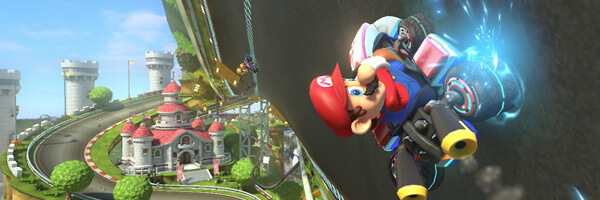 [E3-2013] Hands On Mario Kart 8 – Impressions