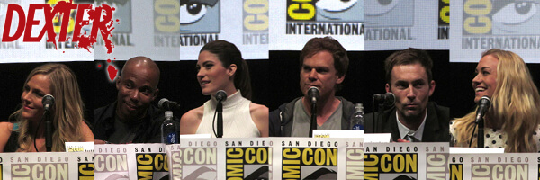 [SDCC 2013] Dexter Panel Photo Gallery