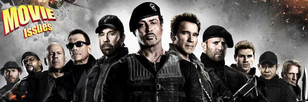 Movie Issues: The Expendables 2