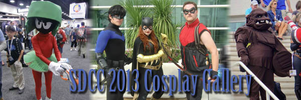 [SDCC 2013] Cosplay Gallery Pt 2
