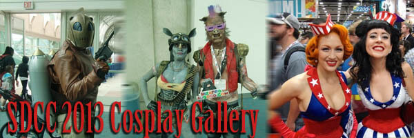 [SDCC 2013] Cosplay Gallery Part 3