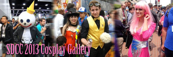 [SDCC 2013] Cosplay Gallery Part 5