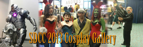 [SDCC 2013] Cosplay Gallery Part 1