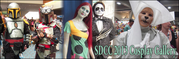 [SDCC 2013] Cosplay Gallery Part 6