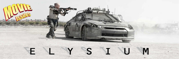 Movie Issues: Elysium
