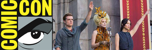 [SDCC 2013] The Hunger Games: Catching Fire Hall H