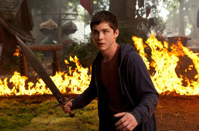 Percy Jackson Sea of Monsters Percy