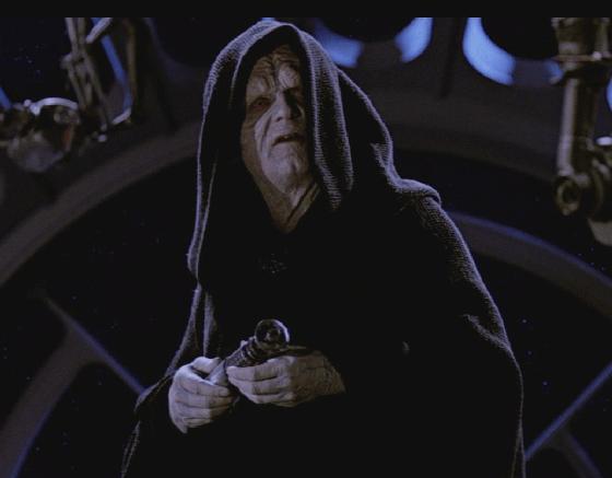 Image result for emperor star wars