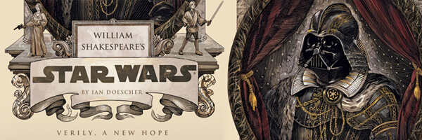 [Review] William Shakespeare's Star Wars