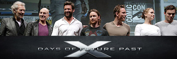 [SDCC 2013] X-Men in Hall H