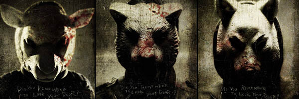 Movie Issues: You're Next