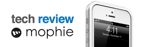 Review – Mophie Juice Pack Air