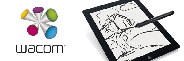 Wacom adds Pressure to the iPad Stylus competition
