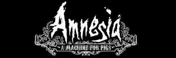 [Review] Amnesia: A Machine for Pigs